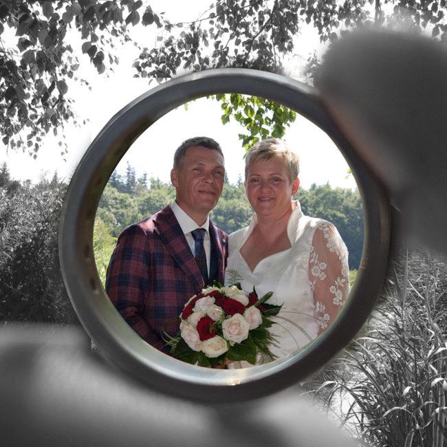 bryllupsfotografering brudepar portraetfotografering tilbud aarhus djursland